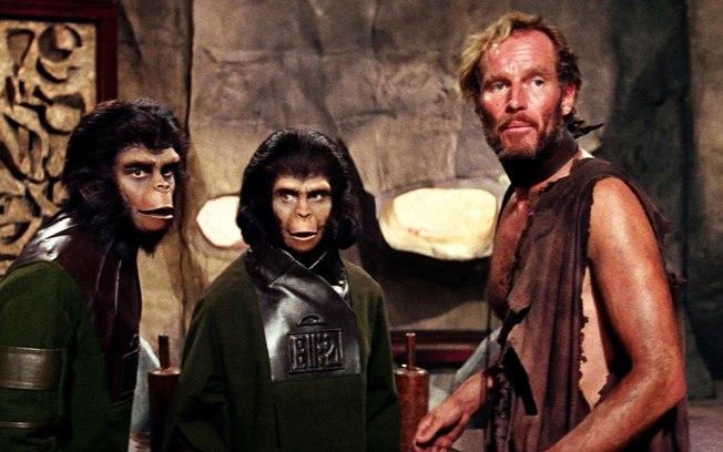 Resultado de imagem para planeta dos macacos 1