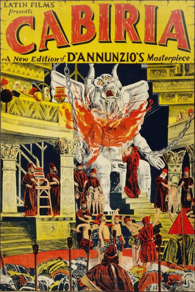 cabiria-1914-poster