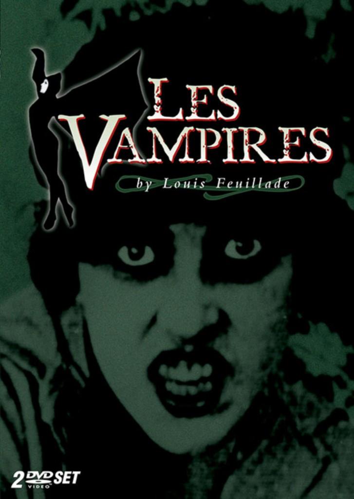 les-vampires-poster