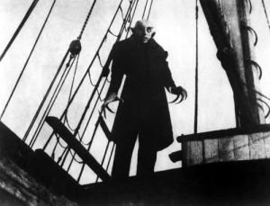 Max Schreck as Count Orlok in