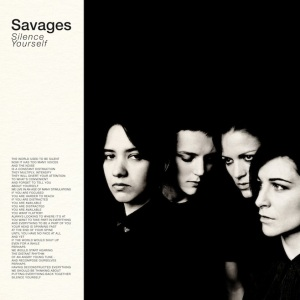 savages-silence-yourself-cover