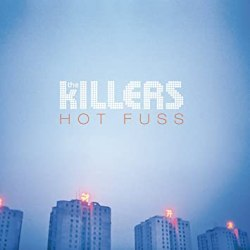 the killers hot fuss cover
